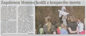 Karlovarský deník - 5. května 2011