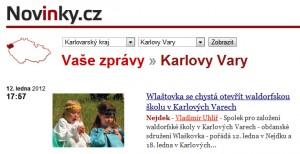 Novinky.cz - 12.1.2012
