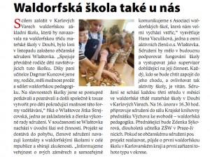 Radniční listy - 2/2011