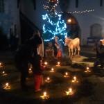 vánoční spirála 1